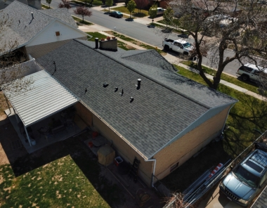 Clearfield Roof Replacement